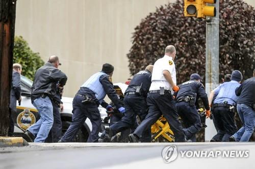 美사회 또 몸서리치게 한 '무차별 총격'…끝없이 반복되는 참극