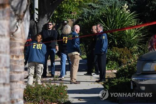 美 LA 교외 술집 총격범은 아프간 참전 기관총 사수 출신