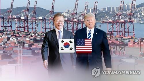 한미, 문대통령 취임후 첫 고위급경제대화 내달 워싱턴 개최