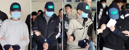 중학생 집단폭행 당한 뒤 추락사…가해 10대 4명 구속