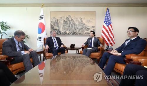 한미 북핵·남북관계 워킹그룹, 2주에 1회꼴 정례화
