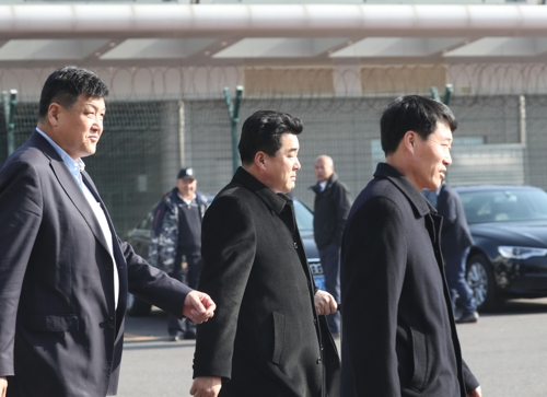 김일국 北체육상 베이징 도착…ANOC 총회 참석차 방일 예정