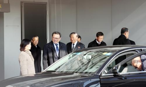 北박명국 외무성 부상, 북중 국경공동위 회의 참석차 방중