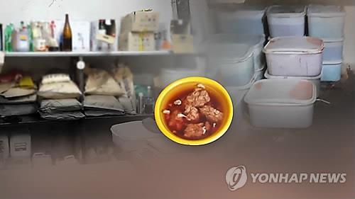 온라인 맛집 알고보니 위생불량…인천공항 주변 14곳 적발