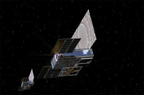 인사이트 화성 안착 중계한 큐브샛 '마르코'도 대성공