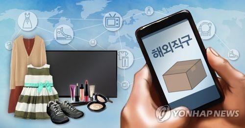 """3분기 해외 직구 7000억원 '역대최고'…""""중국 구매대행 활발"""""""