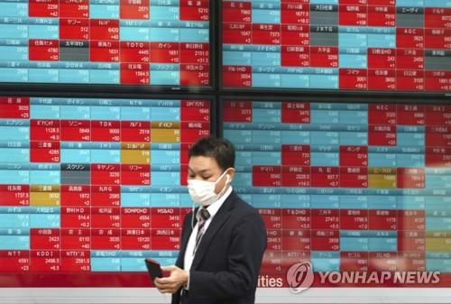 美기술주 급락에 아시아 증시도 흔들…日 닛산 5.5% 하락
