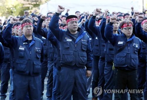 '법인 분리 반대' 한국GM 노조…오늘 철야 농성 돌입