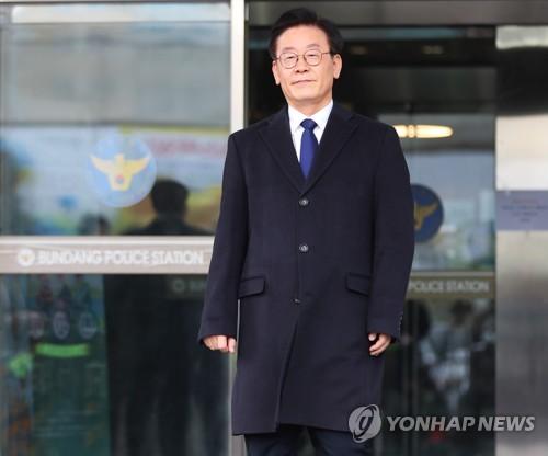 이재명 내일 검찰 출석…김혜경·김부선은 이미 조사받아