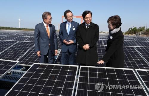 2040년 재생에너지비중 25∼40%…에너지소비는 현 수준 유지