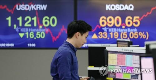 서울 외환시장, 수능일 1시간 늦게 개장