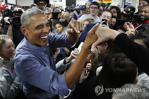 美중간선거 개표 초반…공화 상원-민주 하원 '선전'