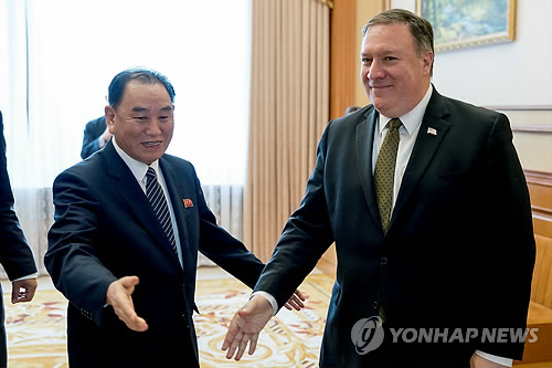 '제재면제'로 北美대화 숨통 트이나…내주 고위급회담 재개 주목