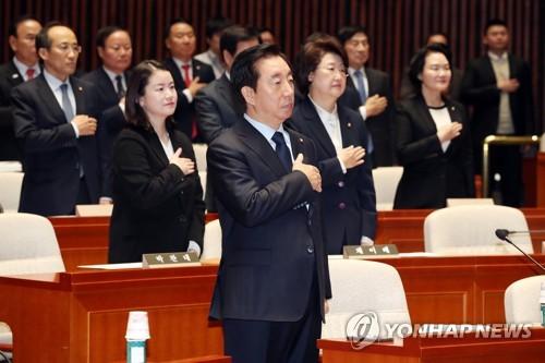 정기국회 예산·법안심사 올스톱…여야 '강 대 강' 대치