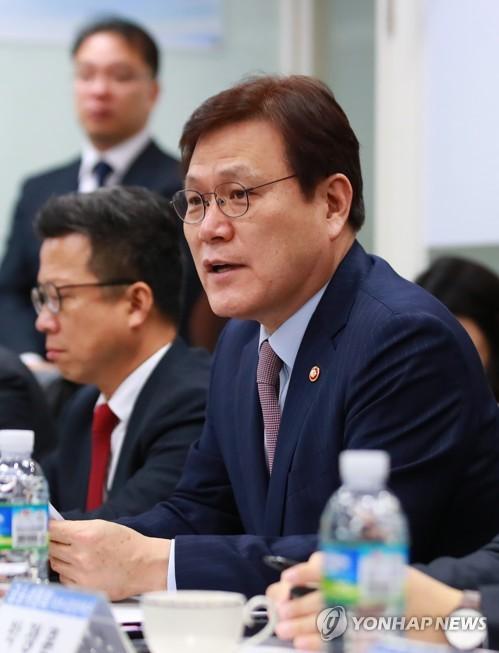 """최종구 """"삼성물산 감리? 금감원·증선위가 검토해 판단"""""""