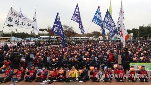 현대차 '합법 절차 없는 부분 파업' 주도 노조 간부 5명 고소