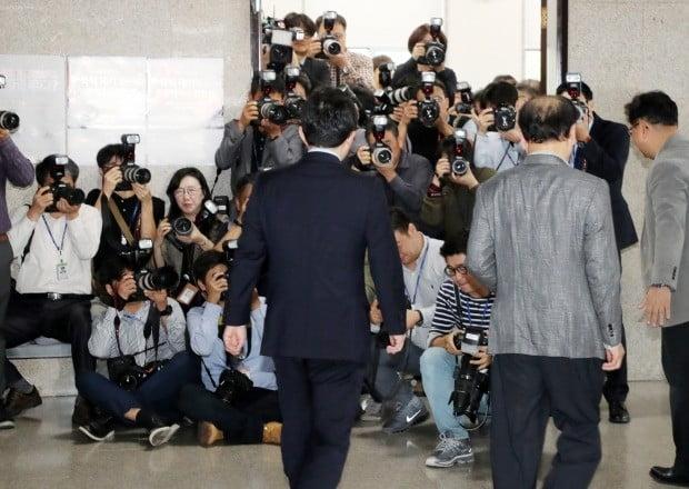 언론 주목 받는 전원책 변호사 (사진=연합뉴스)