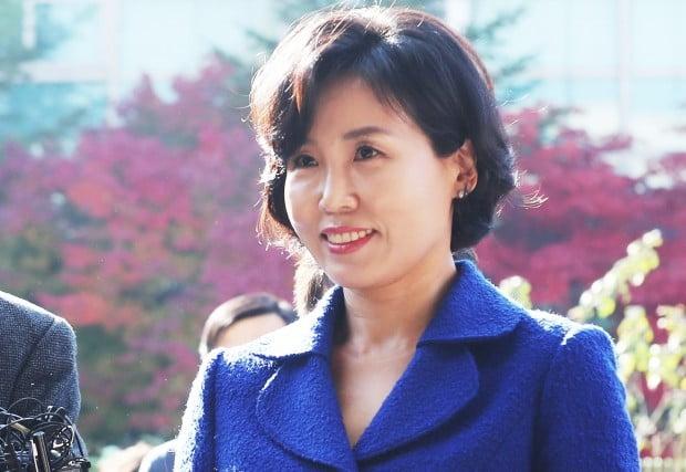 혜경궁 김씨로 지목된 이재명 지사의 아내 김혜경씨. 사진=연합뉴스