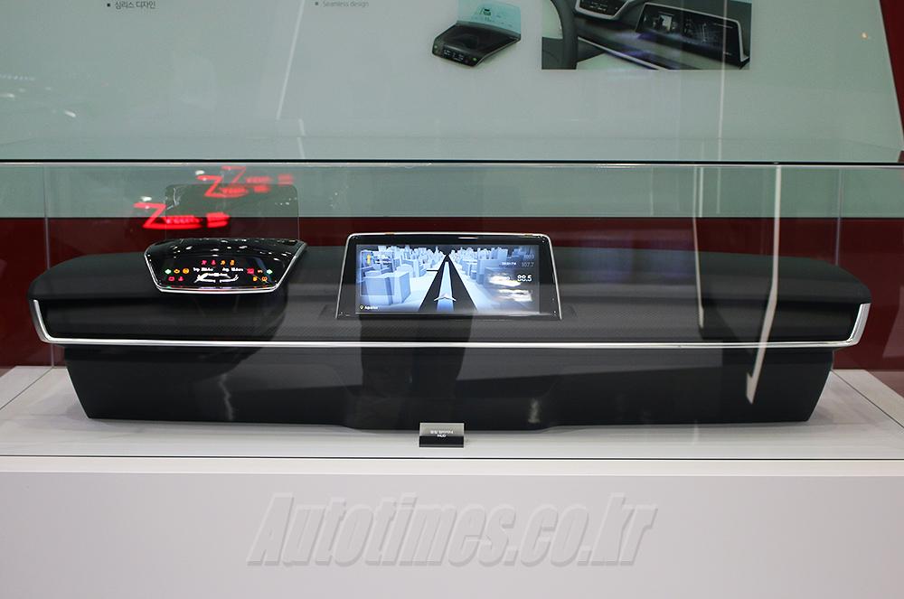 현대모비스, 운전중 졸면 길가에 멈추는 기술 공개