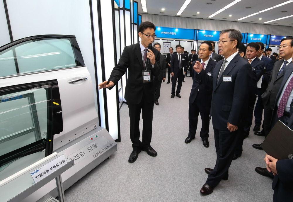 현대기아차, R&D 협력사 테크 페스티벌 열어