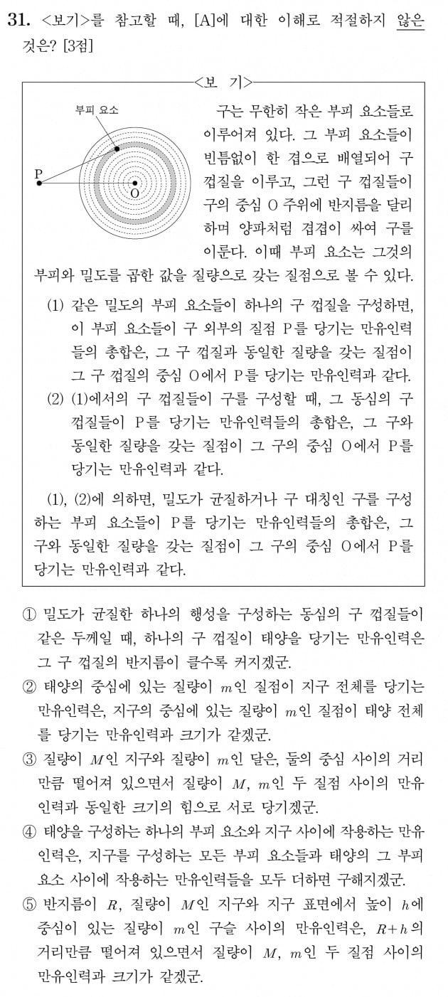 """평가원장 """"수능, 국어 31번 같은 초고난도 문항 출제 지양"""" [사진=연합뉴스]"""
