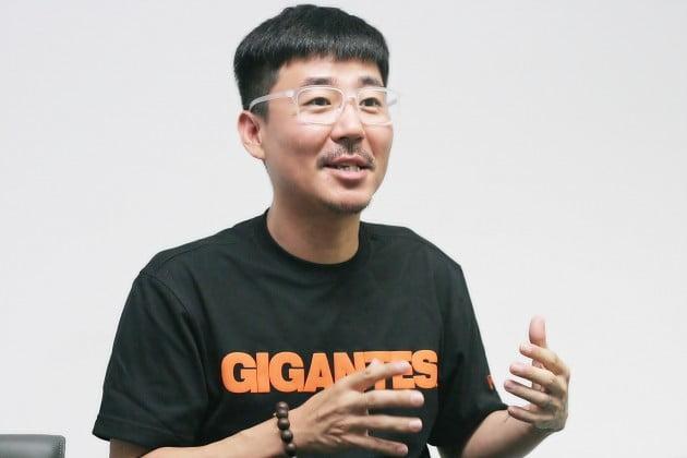 정욱 넵튠 대표. 카카오벤처스 제공