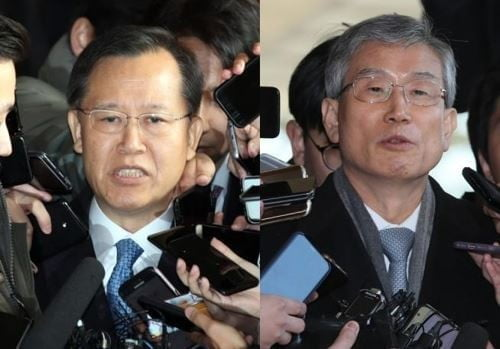 '사법농단' 전직 대법관들 영장 재청구 수순