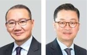 김창수·박장호 '자랑스런 연세상경인'