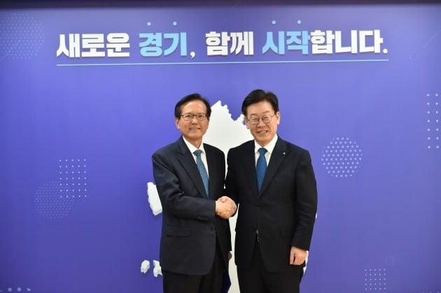 김기준 전 국회의원, 경기도경제과학진흥원 2대 원장으로 취임