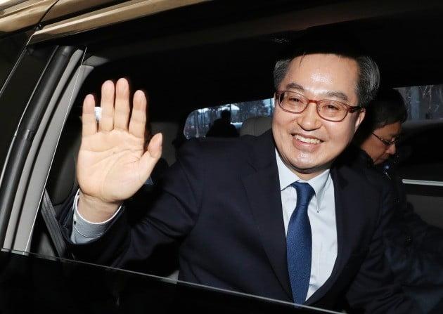 기획재정부 나서는 김동연 부총리 [사진=연합뉴스]