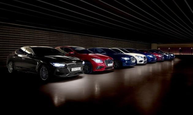 현대자동차의 고급 브랜드 제네시스가 선보인 '스펙트럼' 서비스 / 사진=현대차