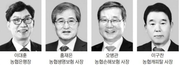 이대훈 농협은행장, 사상최대 실적에 연임