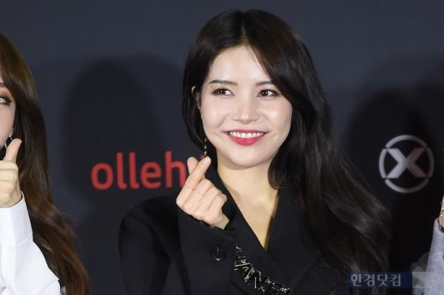 [HK영상] 마마무 솔라, '볼수록 기분 좋아지는 미소~' (세로직캠)