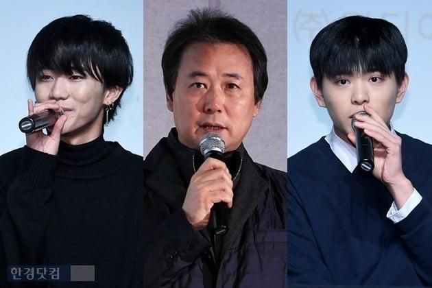 前 더이스트라이트 이은성·정사강, 김창환 미디어라인엔터테인먼트 회장