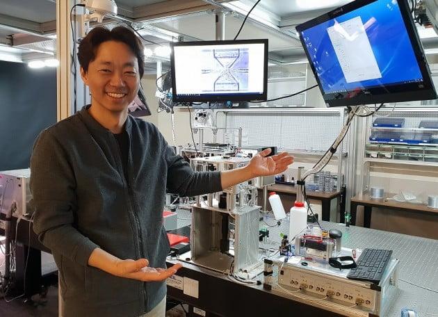 """펨토바이오메드 """"암 치료백신 내년 연구자임상…혁신적인 세포치료제 공정시스템 선보일 것"""""""
