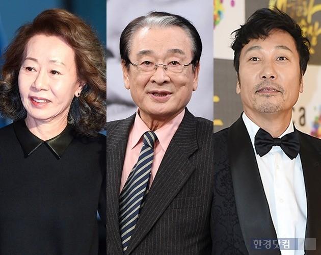 돼지띠 스타 윤여정 이순재 이문세 /사진=한경DB