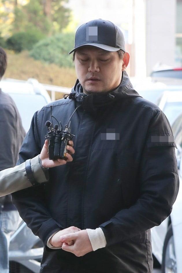 '음주운전 사망사고' 피의자 뮤지컬 연출가 황민 영장실질심사 [사진=연합뉴스]