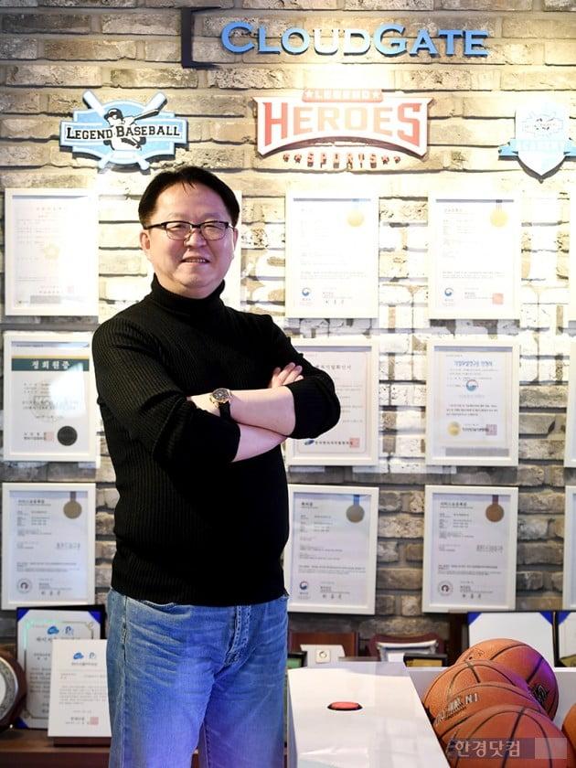 """[하이서울]오동석 클라우드게이트 대표 """"올해 성장의 원년…내년엔 수익성도 잡는다"""""""