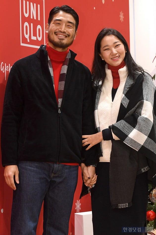 [포토] 정승민-장윤주, '귀여운 웃음이 닮았네~'
