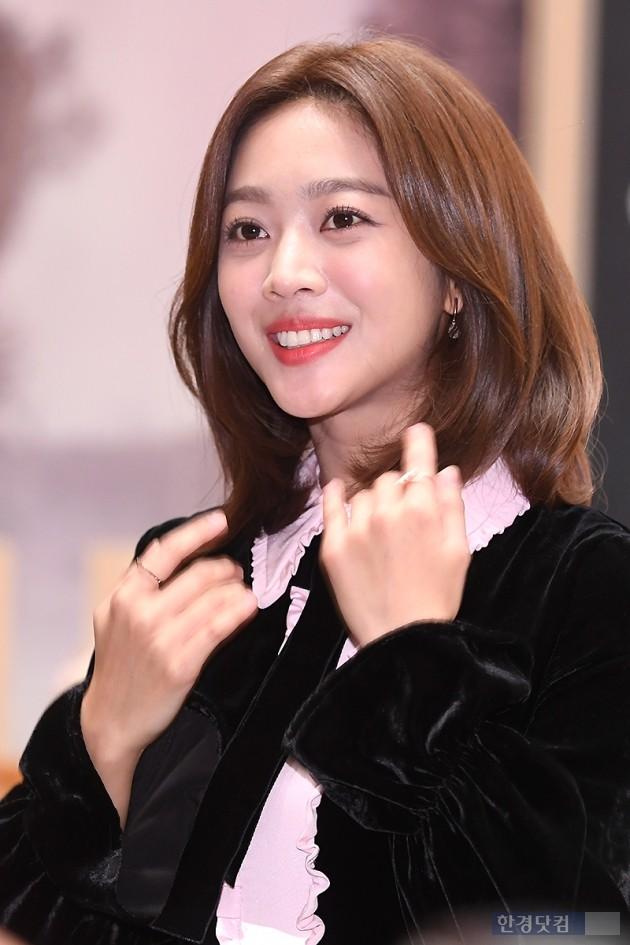 [포토] 조보아, '감탄을 부르는 예쁜 미소'