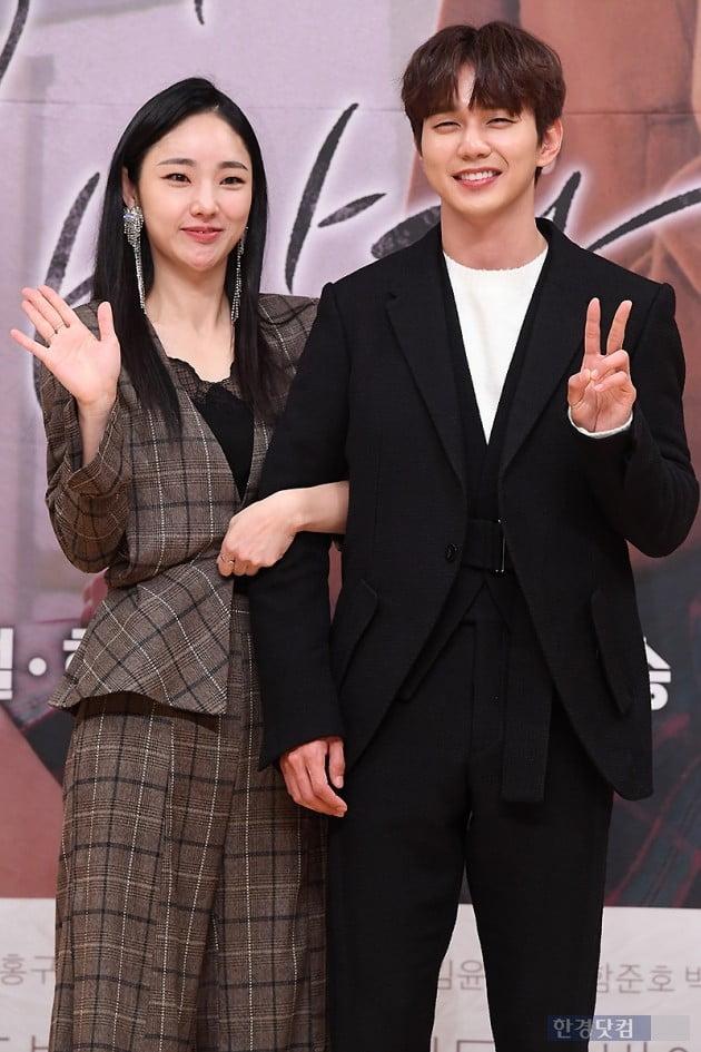 [포토] 박아인-유승호, '수줍은 미소~'