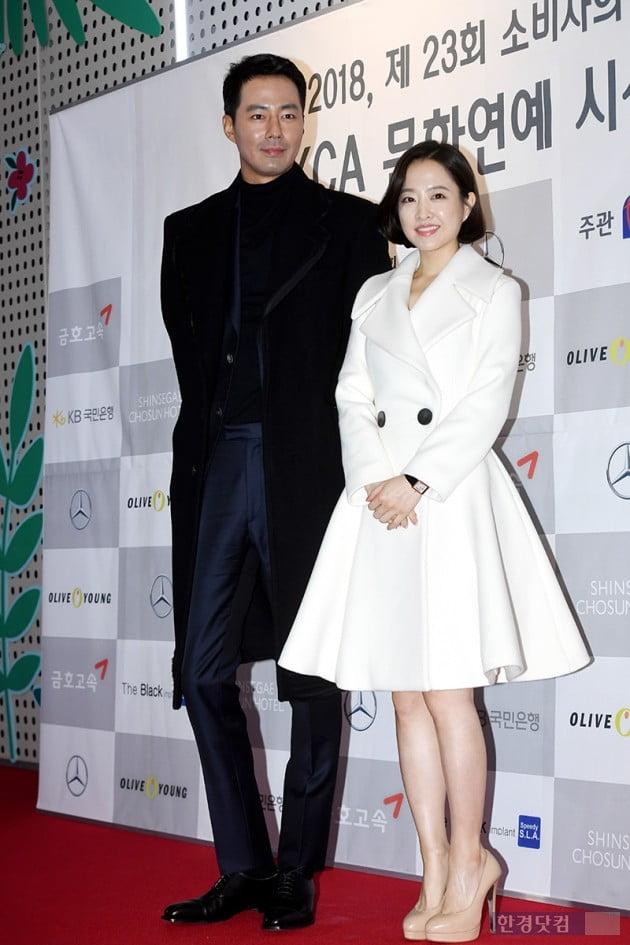 [포토] 조인성-박보영, '이상적인 키차이'