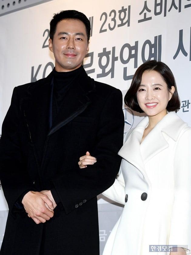 [포토] 조인성-박보영, '블랙&화이트 조화~'