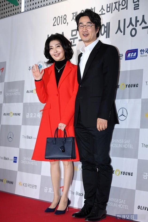 [포토] 여에스더-홍혜걸, '다정한 부부'