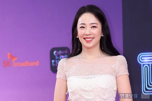 [포토] 박은영 아나운서, '아름다워~' (2018 KBS 연예대상)