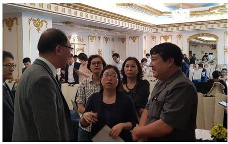 이원다이애그노믹스(EDGC), 베트남고엽제협회(VAVA)와 학술심포지움 개최