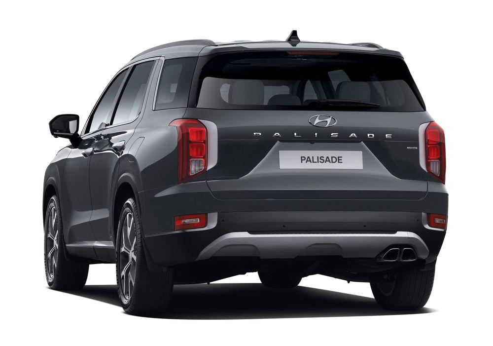 현대차, 직관성 강조한 플래그십 SUV '팰리세이드' 출시