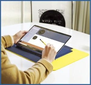 S펜 탑재 '삼성 노트북Pen S'…노트북 진화의 끝에서 펜을 만나다