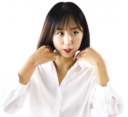 """김효정 왠지 대표 """"쌀 목걸이에 귀리 반지…米스코리아 됐어요"""""""