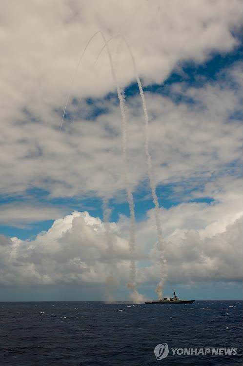 軍, 이지스함 탑재용 SM-2 미사일 수십발 미국서 추가 구매